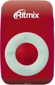 Плеер МР3 Ritmix RF-1010 красный