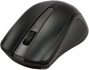 Мышь беспроводная RITMIX RMW-555, чёрный, USB-Dongle. Разрешение: 1000 dpi. Кнопок: 2 + колесо кнопка. Радиус: 8-10 м. Источник питания: 2ААА(приобретаются дополнительно). (1/100)