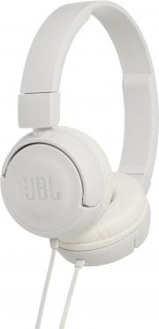 Накладные наушники JBL T450 белые