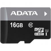 карта памяти microsd 16gb A-DATA Class 10 Premier UHS-I без адаптера