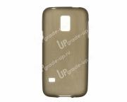 Чехол  для Samsung Galaxy  s5 силикон чёрный