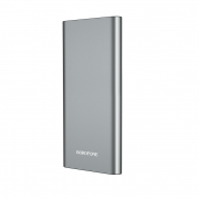 Аккумулятор внешний Borofone BT19A, Universal mobile power, 15000mAh темно-серый