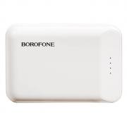 Аккумулятор внешний Borofone BT17, RawPower, 10000mAh белый