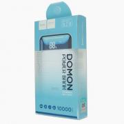 Аккумулятор внешний HOCO B29 Domon 10000mAh 2 usb выхода 1.0 А