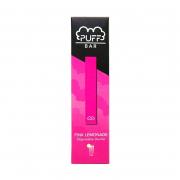 Сигарета электронная PUFF  (одноразовая) розовый лимонад