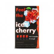 КАРТРИДЖИ FEEL the ice cherry ПОДХОДИТ ДЛЯ JUUL (4 ШТ) 6% 0.7 мл