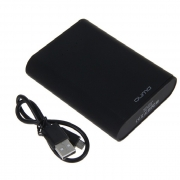резервная батарея  power bank  QUMO 10400 mah