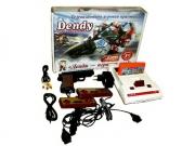 Игровая приставка  Dendy Junior (денди джуниор)+пистолет+ катридж