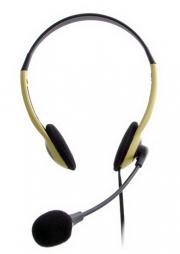 Гарнитура Smartbuy SBH-5200 желтая
