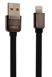 REMAX Kingkong double-sided, USB - Lightning 8-pin, для iPhone 6/6 Plus, черный, 1 м.