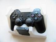 джойстик для Sony PLAYSTATION 2 (сони плейстейшн 2)  Dualshock 2 черный БЕСПРОВОДНОЙ