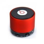 """беспроводная , портативная  колонка """"Music"""" mini, Bluetooth Speaker красная"""
