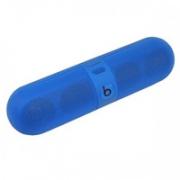 беспроводная , портативная MP3-колонка Bluetooth BEATS PILL синяя