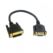 Кабель  DVI-D - VGA Adapter