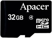 Micro sd карта 32 gb Apacer class 10 без адаптера