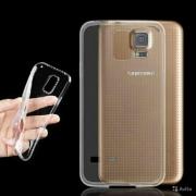 Чехол  для Samsung Galaxy  s5 твёрдый силикон