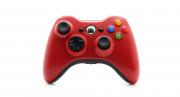 джойстик беспроводной  X-BOX 360 красный