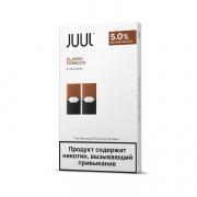 картриджи Juul 2-juul pod картриджа с никотиносодержащей жидкостью со вкусом табака