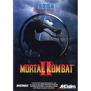 картридж (касcета) на SEGA (сега) mortal kombat 2 Upgrade