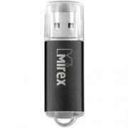 Флеш-накопитель USB  8GB  Mirex  UNIT  чёрный  (ecopack)