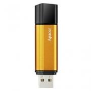 Флеш-накопитель USB 16 gb Apacer AH330 оранжевый металл