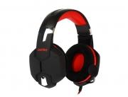 Гарнитура Smartbuy SBHG-2200 RUSH VIPER, черная/красная