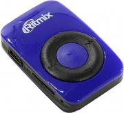Плеер МР3 Ritmix RF-1010 голубой