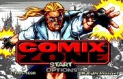 картридж (кассета) на SEGA (сега) Comix Zone