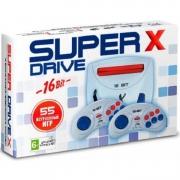 Игровая приставка sega super drive Х  55-in-1  ( сега супер драйв икс )