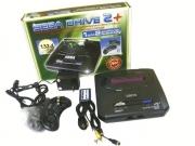 Игровая приставка Sega Super Drive 2 (130-in-1) Black (сега супер драйв)