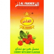 табак для кальяна Al Fakher (Аль Факер) Cherry With Mint ( Вишня и Мята )  50Г