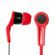 наушники  ritmix (ритмикс) rh-014 черно красные