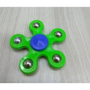 Spinner ( Спиннер ) с металлическими шариками зеленый