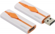 Флеш-накопитель USB  8GB  Smart Buy  Comet  белый