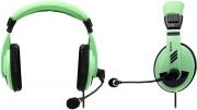 гарнитура defender (дефендер) Gryphon HN-750 зеленая