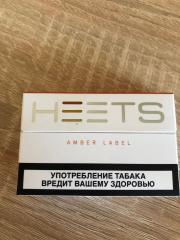 Стики Хитс Amber Label