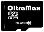 карта памяти microsd 8 gb Oltramax class 10 без  адаптера.