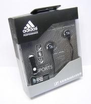 наушники Sennheiser (cенхайзер)CX260i Adidas ( адидас)  черные