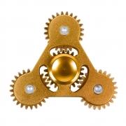 Spinner ( Спиннер ) антистресс металлический 009972 золотой
