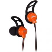 наушники Ritmix RH-125 черный/оранжевый