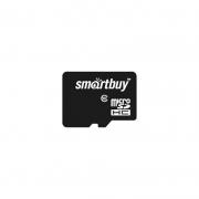 Micro sd карта 4 gb Smart Buy class 10 без адаптера