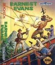 картридж (кассета) на SEGA (сега) Earnest Evans (приключения)