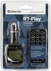 Модулятор FM Defender RT-Play