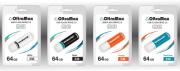 Флеш-накопитель USB 64 gb OltraMax 230 черный
