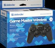 Геймпад DEFENDER Game Master Wireless, беспроводной