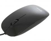 мышь проводная oxion oms014bk