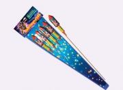 фейерверк ракета Метеор