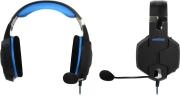 Гарнитура Smartbuy SBHG-2000 RUSH VIPER, черная/синяя