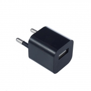 сзу сетевое зарядное устройство квадрат   1 x USB, 1 А