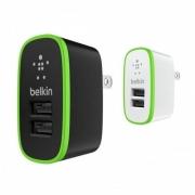 сзу адаптер 2.1А 2 usb Belkin